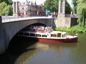Rondvaart door Den Bosch met Rederij Wolthuis