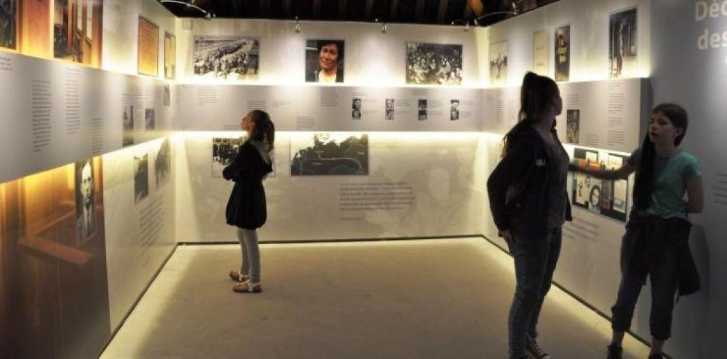 Ontdek hoe actueel de geschiedenis is van de Nederlands-Joodse Anne Frank. Foto: Abdij van Stavelot