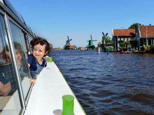 Rondvaart Zaanse Schans
