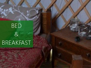 Bed & Breakfast Hof van Wolder