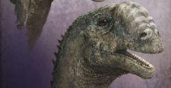 Dino expo in Teylers Museum