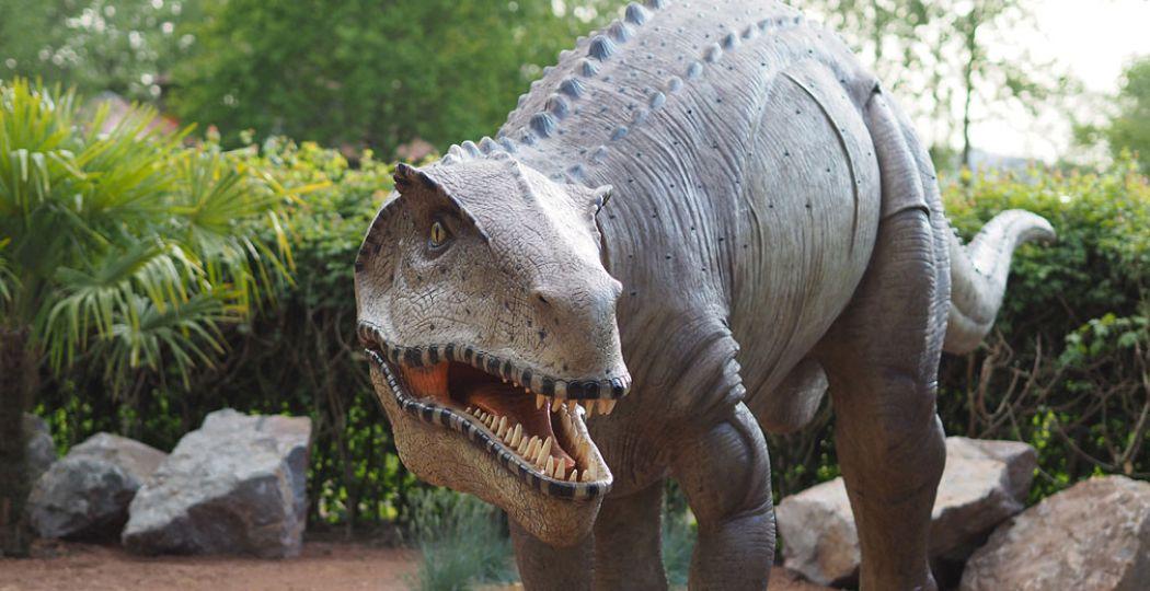 Dino's in allerlei soorten en maten komen naar Dinoland in Zwolle.