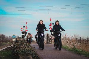 Uitintwente.nu - E-Fatbike tour door Twente