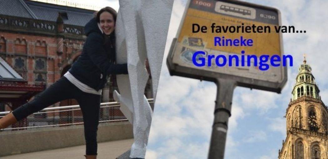 Op citytrip door Groningen met een echte local! Foto: Rineke Kwant