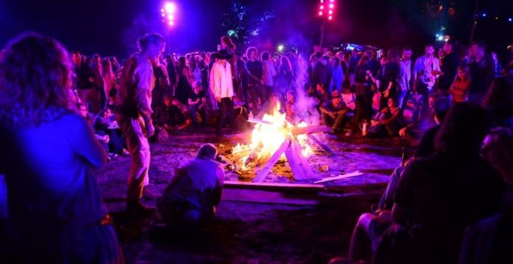 Creativiteit viert hoogtij in Ruigoord! Foto: Arthur de Smid, Landjuweel Festival