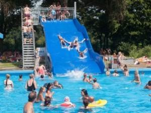 Zwembad Deventer Borgelerbad Dagjewegnl
