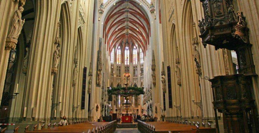 ''s-Hertogenbosch'. Foto:  Bert Kaufmann . Licentie:  Sommige rechten voorbehouden . Bron:  Flickr.com