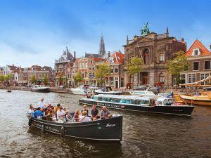 Rondvaart Haarlem