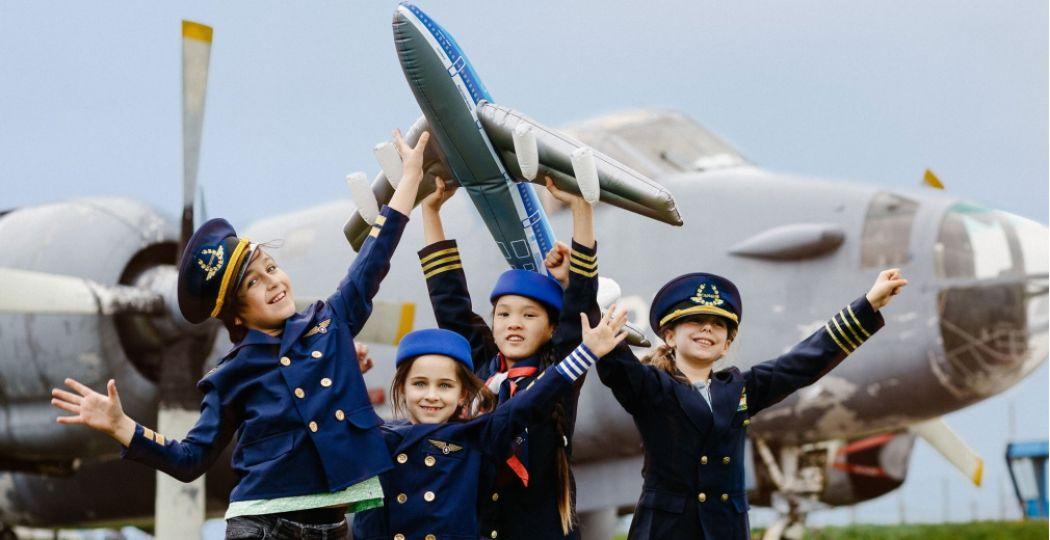 Vlieg tijdens de schoolreis uit naar een leuk uitstapje zoals Aviodrome in Lelystad. Foto: Aviodrome.