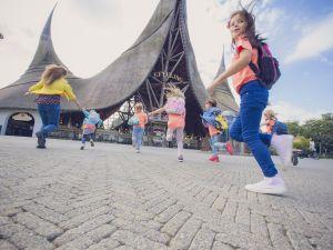 Efteling: schoolreisje