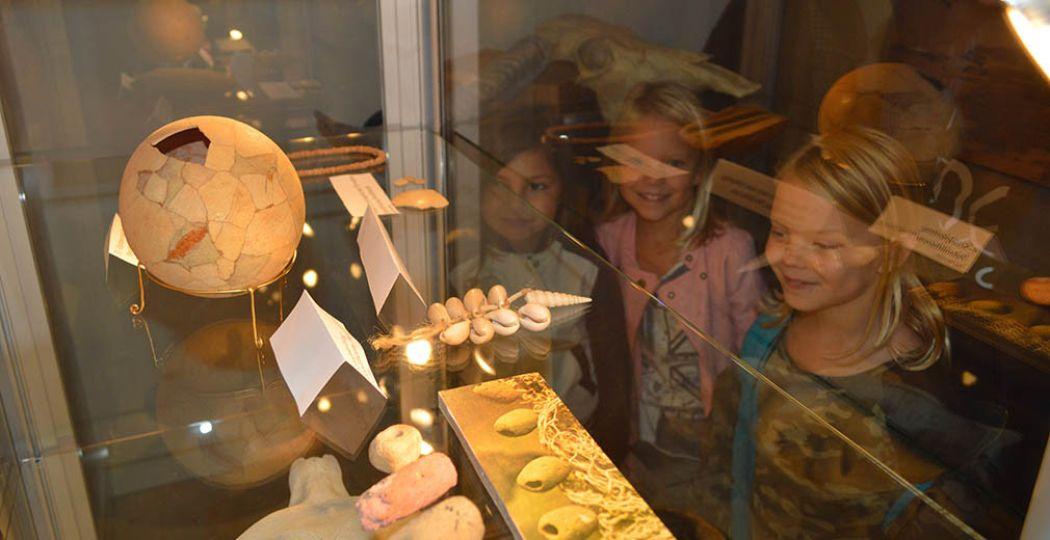 Neem een kijkje achter de schermen bij musea en bekijk speciale archeologische vondsten. Foto: Nationale Archeologiedagen.