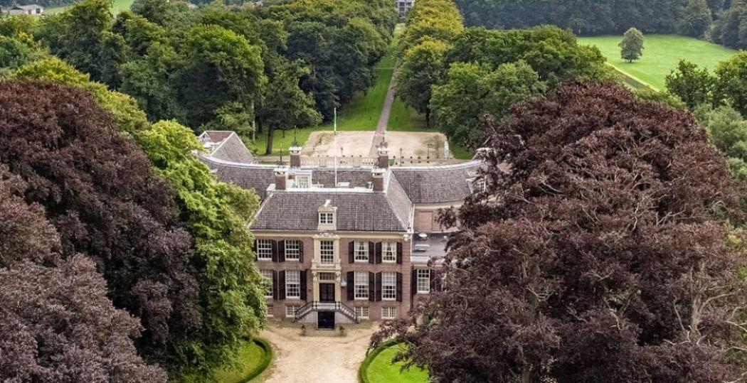 De omgeving rondom kasteel Groeneveld is prachtig. Foto: Kasteel Groeneveld