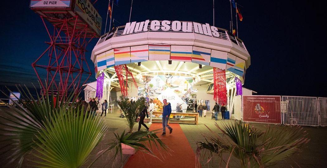 MuteSounds is het eerste muziekfestival in Nederland speciaal voor doven en slechthorenden. Foto: 125Procent, MuteSounds.