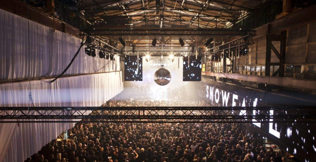 Congres? Beurs? Bedrijfsdiner? De Kromhouthal is een unieke evenementenlocatie aan het IJ in Amsterdam. Foto: De Kromhouthal.