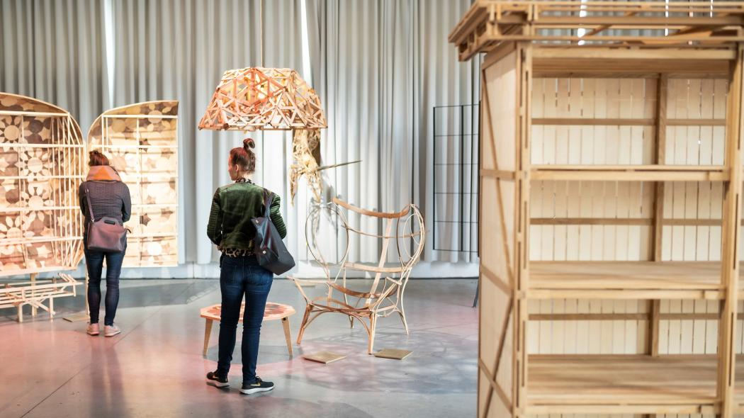 Dutch Design Week 2020 vindt volledig online plaats. Foto:  Max Kneefel , Dutch Design Week 2019, Paul Heijnen
