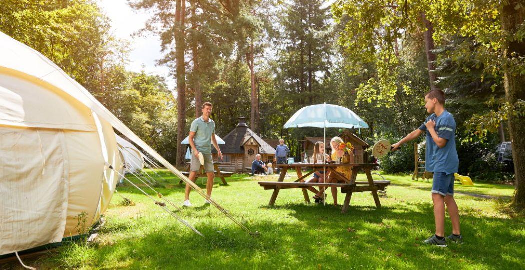 Vier een ontspannen vakantie op de Veluwe bij RCN Vakantiepark de Jagerstee. Foto: Visit Veluwe
