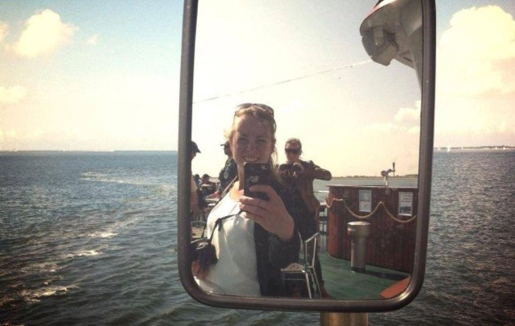 De redactie van DagjeWeg.NL is er klaar voor: kom maar op met die bruinvissen! #DWelfie