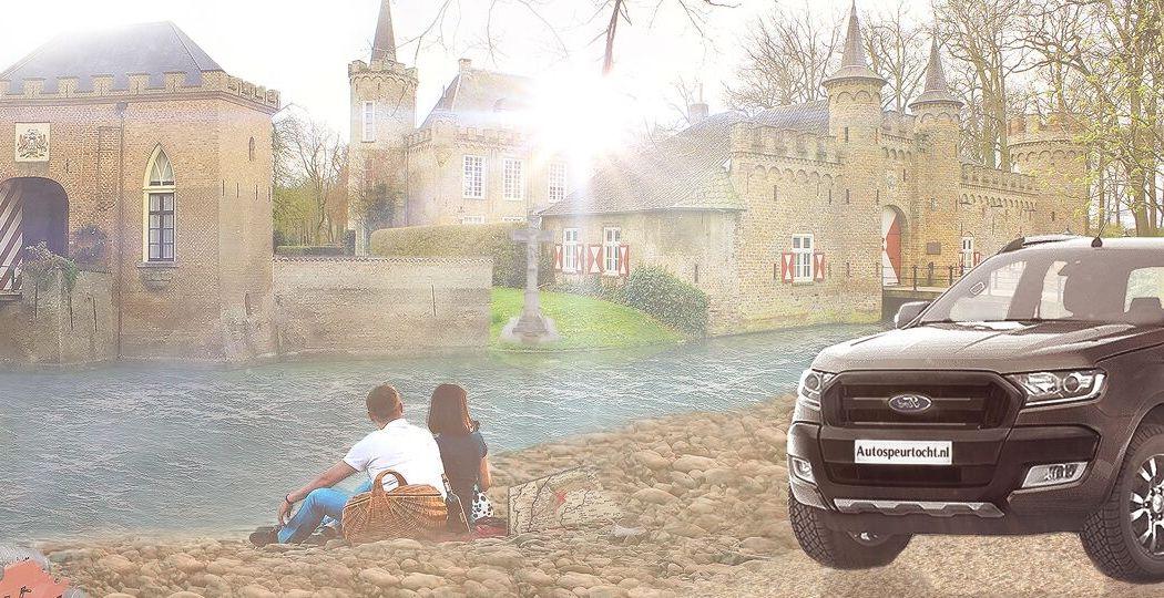 2020 werd het jaar waarin we Nederland (her)ontdekten. En veel mensen deden dit met een speurtocht van Autospeurtocht.nl, het meest populaire uitstapje in Noord-Brabant. Foto: Autospeurtocht.nl