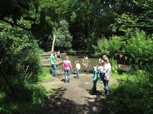 Foto: Natuurspeeltuin de Speeldernis