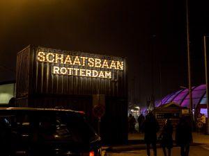 Schaatsbaan Rotterdam