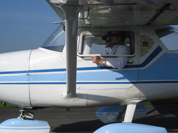 Voel hoe het is om piloot te zijn.