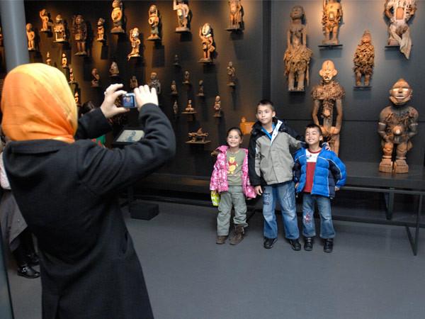 De indrukwekkende cultuur van China. Foto: Museum Volkenkunde.