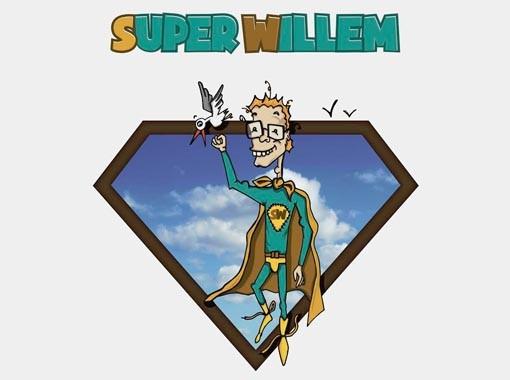 Win 2 kaarten voor Super Willem in Openluchttheater Overloon.