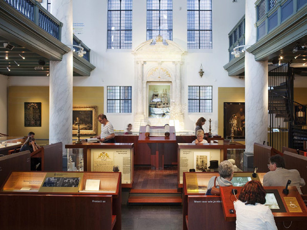 Foto: Joods Historisch Museum © Liselore Kamping