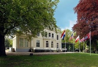 Een historische plek: Museum Hartenstein. Foto: Airborne Museum Hartenstein