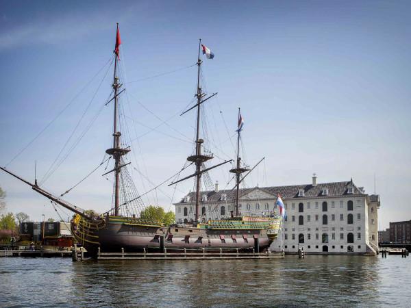 Foto: Het Scheepvaartmuseum © Eddo Hartman.