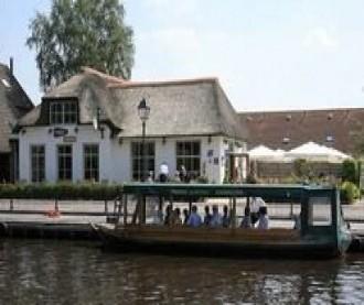 De Rietstulp Rondvaart in Giethoorn.