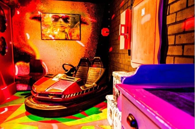 De Funny Escape Room is leuk voor kinderen.