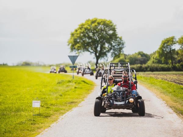 Gaan met die buggy! Foto: Het Schwarzwald