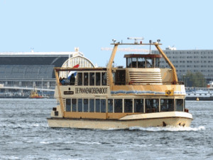 Stap aan boord van de pannenkoekenboot!