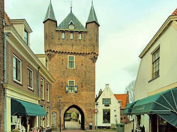 Dijkpoort in Hattem