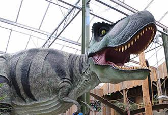 Spannende Dino Expo