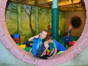 Kom spelen bij Kids Wonderland. Foto: Linberg Park.
