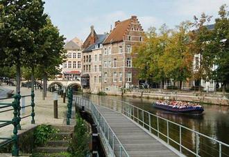 Vaar door Mechelen