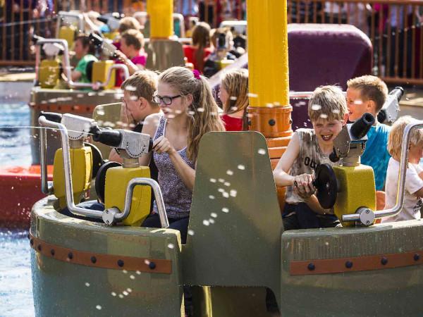 Foto: Attractiepark Slagharen.