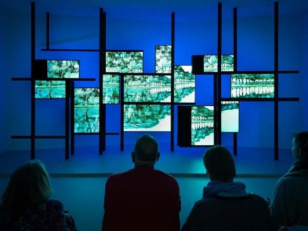 Zie hoe Mondriaans kunst veranderde. Foto: Mike Bink.