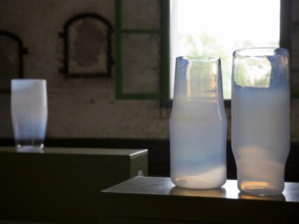 Bekijk bijzonder glas in het Glasmuseum. Foto: Nationaal Glasmuseum © Ben Deiman.