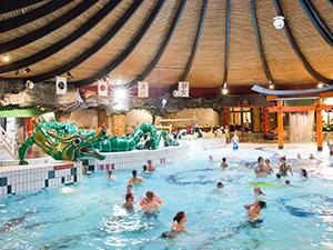 Subtropisch zwemparadijs. Foto: De Bonte Wever.