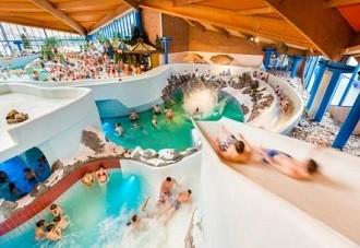 Beleef het zwembad in De Scheg! Foto: De Scheg.