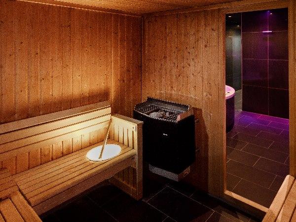 Bijkomen in de Finse Sauna. Foto: Spa 1001