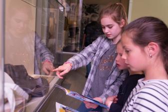 Airborne Museum met de kids. Foto: Airborne Museum Hartenstein