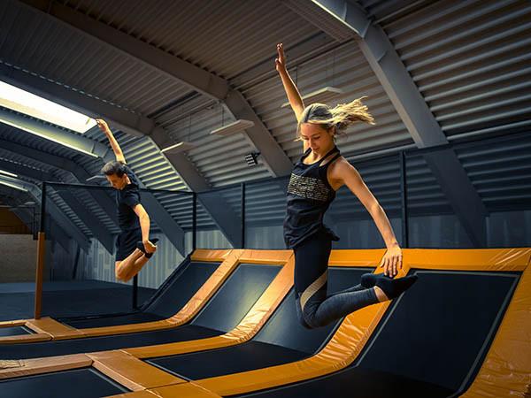 Freestyle in de Fun Area!