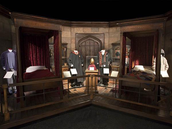 Leerlingenkamer van Griffoendor.