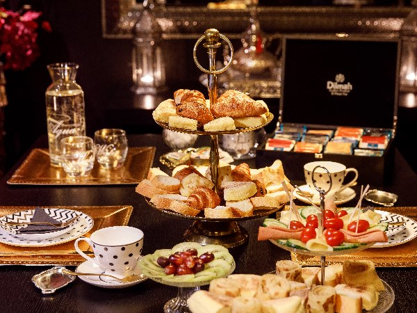 Kies voor de high tea! Foto: Spa 1001