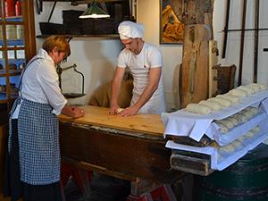 Ontdek alles over het bakproces. Foto: Nederlands Bakkerijmuseum.