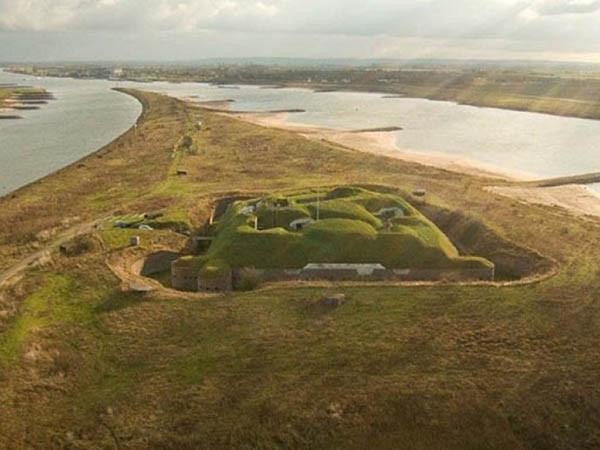 Fort Pannerden. Foto: Jasja Dekker.